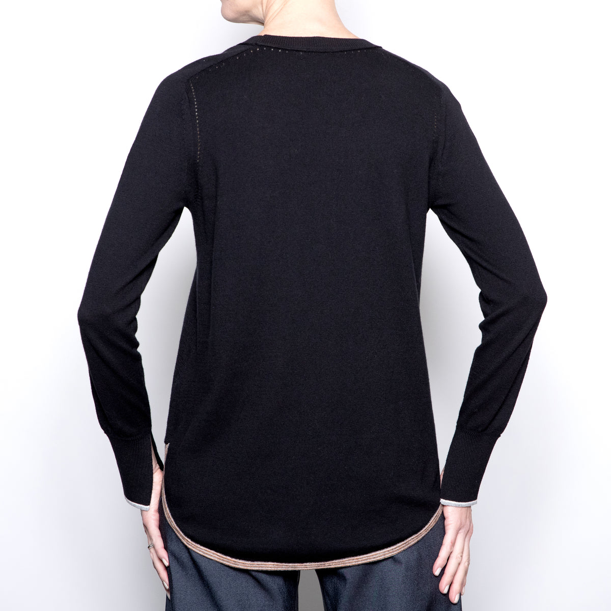Zaket and Plover Pocket Sweater