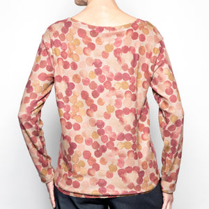 Nally & Millie Polka Dot Top