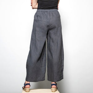 Peacock Ways Bell Pant