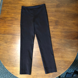 Krazy Larry Pull On Pant in Brown