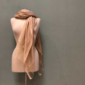 In Things Illusion Shawl in Blush