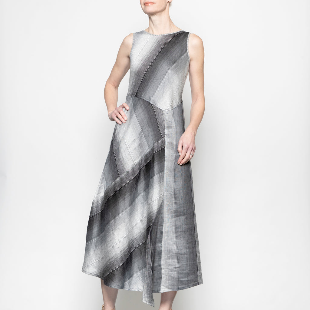 Inizio Multi-Stripe Dress