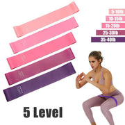 Active Flex Bands™ - 5 Pieces ACTIVE HOME FITNESS