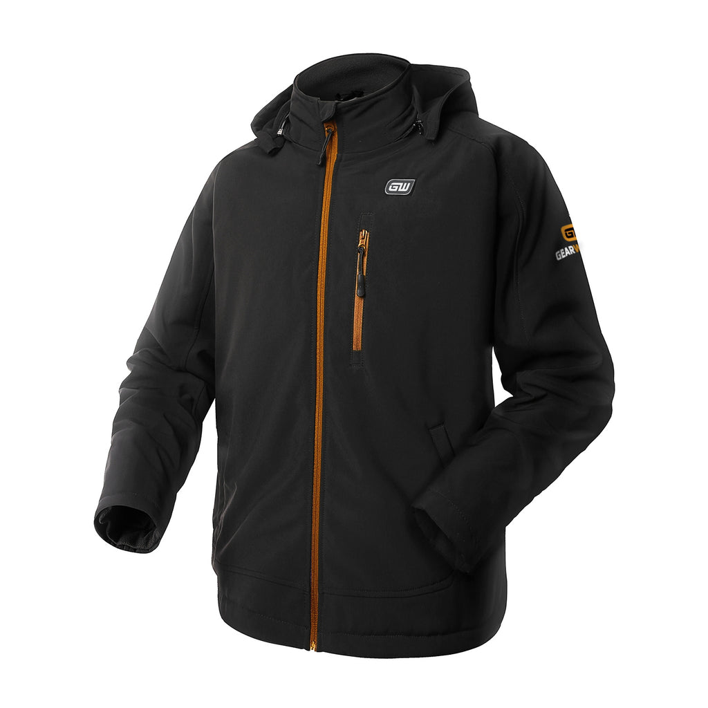 GearWrench Men's Heated Hooded Jacket