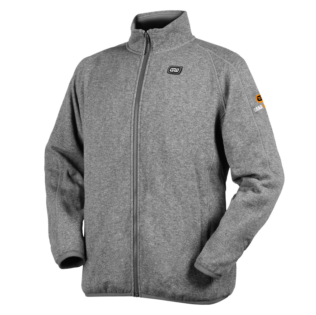 Men's Heated Fleece Jacket