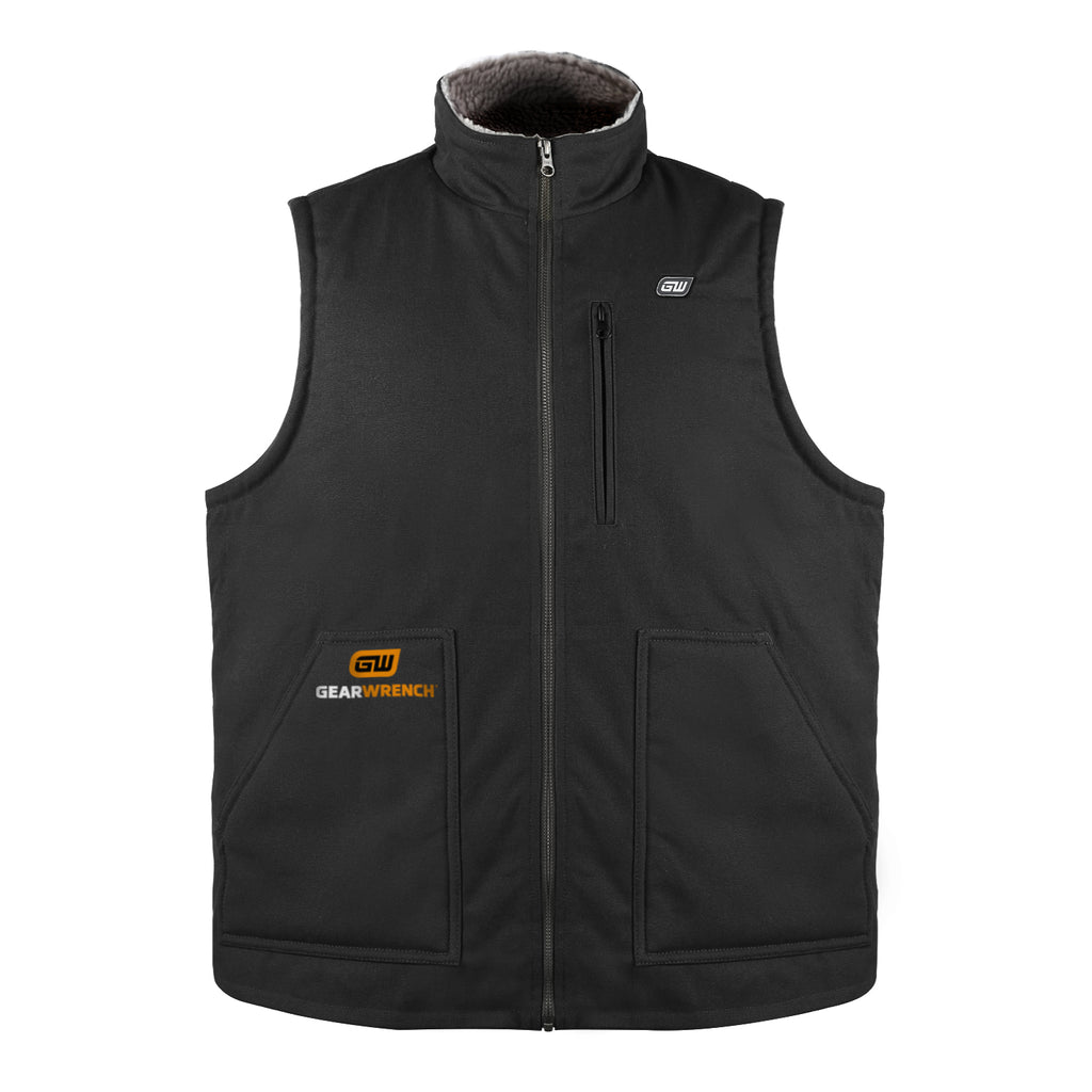 GearWrench Men's Heated Shop Vest
