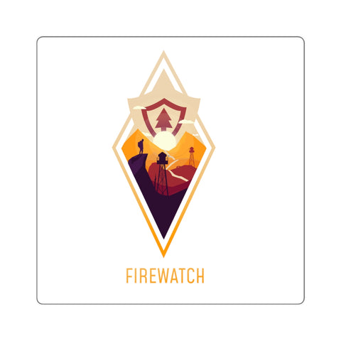 Firewatch Sticker