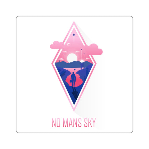 No Mans Sky Sticker