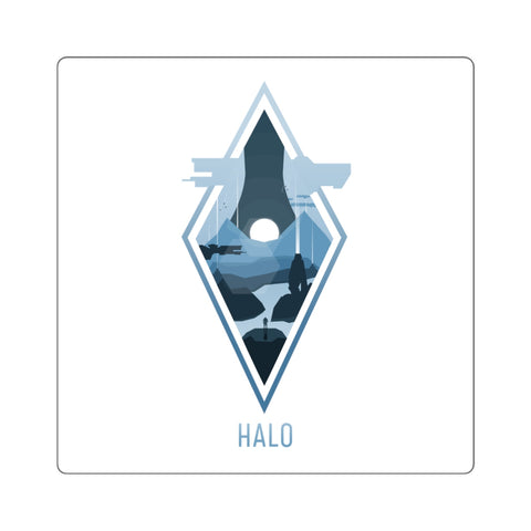 Halo Sticker