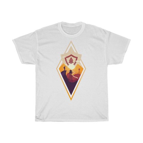 Firewatch Textless Tshirt