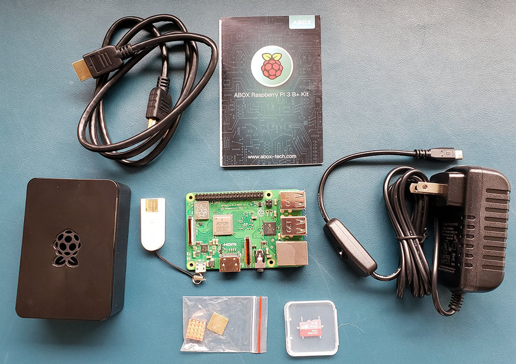 Labists Raspberry Pi 3B+ Starter kit review