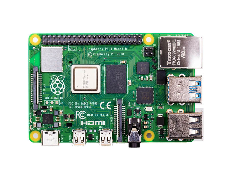 The launch of Raspberry Pi 4