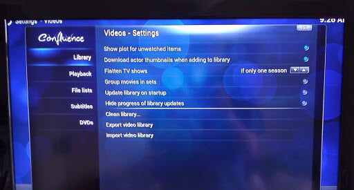 home theater with raspberry pi