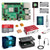 Raspberry Pi 4 4GB RAM Board + 64GB Micro SD Card Complete Starter Kit