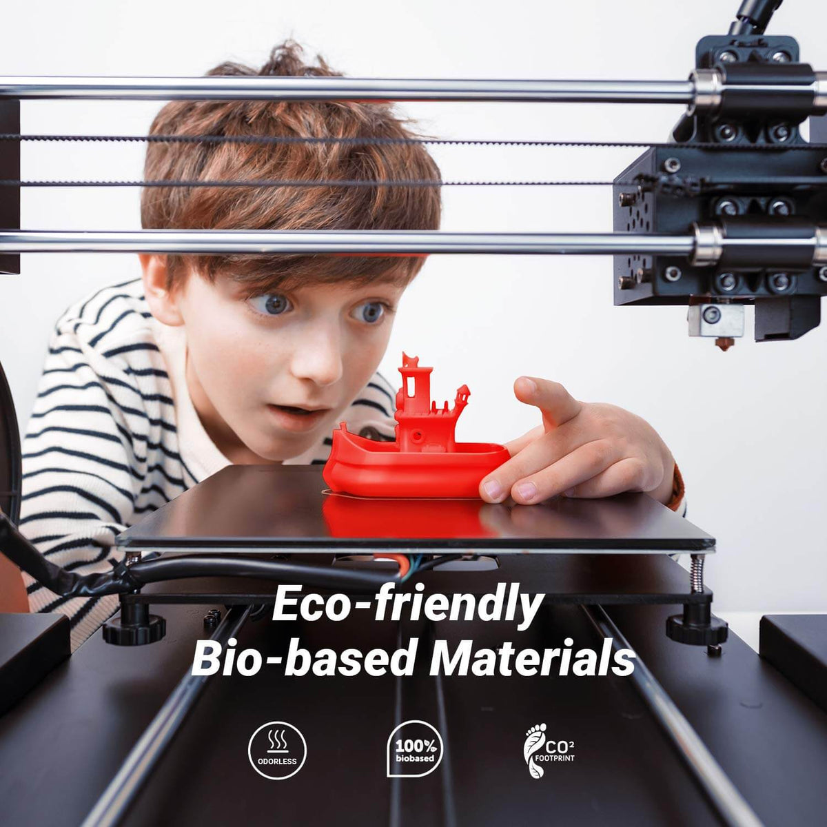 Eco-friendly 3D Printer PLA Filament