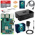 LABISTS Raspberry Pi 3 B+ Board Complete Starter Kit - 32GB Edition