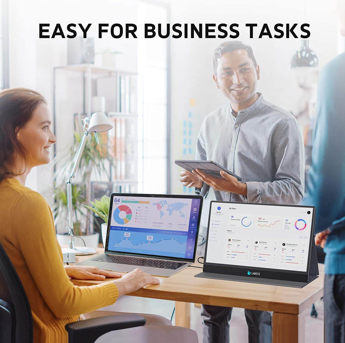EASY FOR BUSINESS TASKS