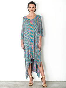 Kaftan Bamboo Midi Dress