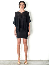 Load image into Gallery viewer, Hooded Kaftan Top