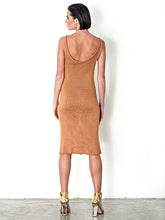 Load image into Gallery viewer, Bamboo Tank Dress Midi