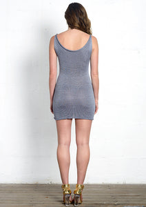 Tank Knit Dress Mini