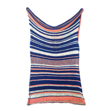 Load image into Gallery viewer, Tank Top Peachy Stripes 1-of-1