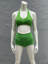 Load image into Gallery viewer, V Halter Top & Hot Shorts Set