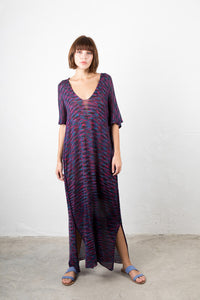 Tencel Long Kaftan