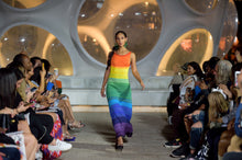 Load image into Gallery viewer, Rainbow Gown