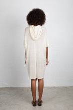 Load image into Gallery viewer, Kaftan Medium Hooded Dress Tencel - MTO