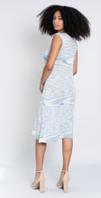 Load image into Gallery viewer, Variegated bamboo knit dress