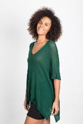 Tencel Kaftan Top
