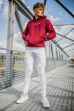Load image into Gallery viewer, Men's Original Hoodie Burgundy Red (pre-order)