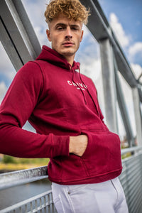 Men's Original Hoodie Burgundy Red (pre-order)