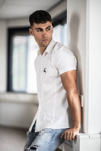 Men's Shortsleeve Shirt White