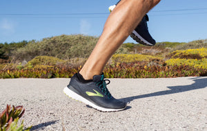Wide Fit Running Shoes - Mens