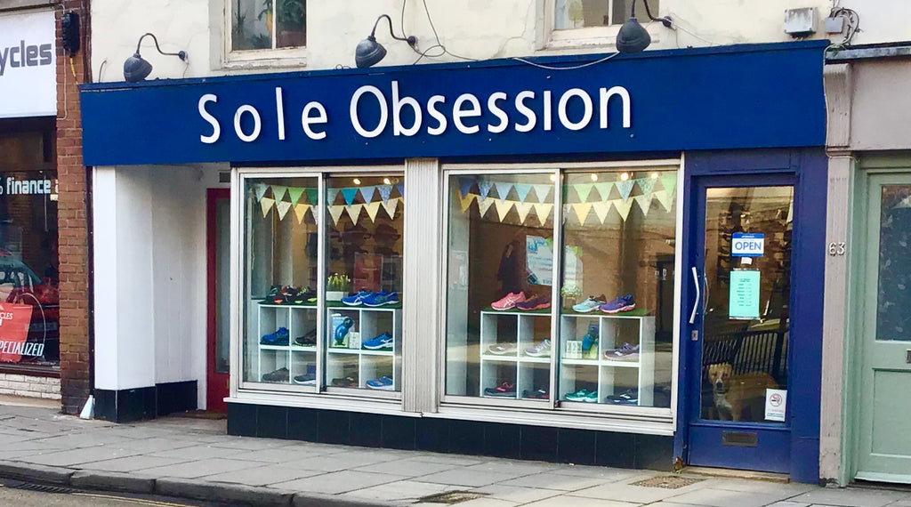 Sole Obsession Shop Front