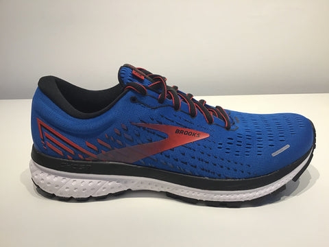 Mens Brooks Ghost 13 Running Shoes.