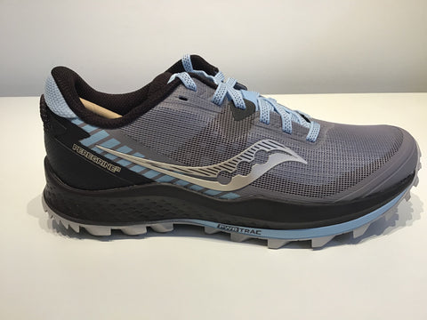 Ladies Saucony Peregrine 11 Trail Running Shoes.