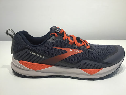 Mens Brooks Cascadia 15 Trail Running Shoes