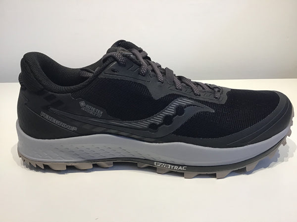 Mens Saucony Peregrine 11 Goretex Trail Running Shoes.