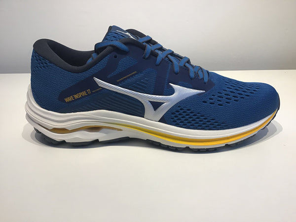 Mens Mizuno Wave Inspire 17 Running Shoes