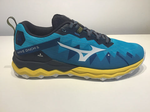 Mens Mizuno Wave Daichi 6 Trail Running Shoes
