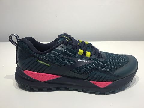 Ladies Brooks Cascadia 15 Trail Running Shoes