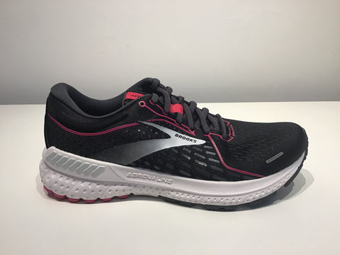 Ladies Brooks Adrenaline GTS 21 Running Shoes. (D width). Wide
