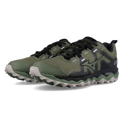 Ladies Mizuno Wave Mujin 6 Trail Running Shoes