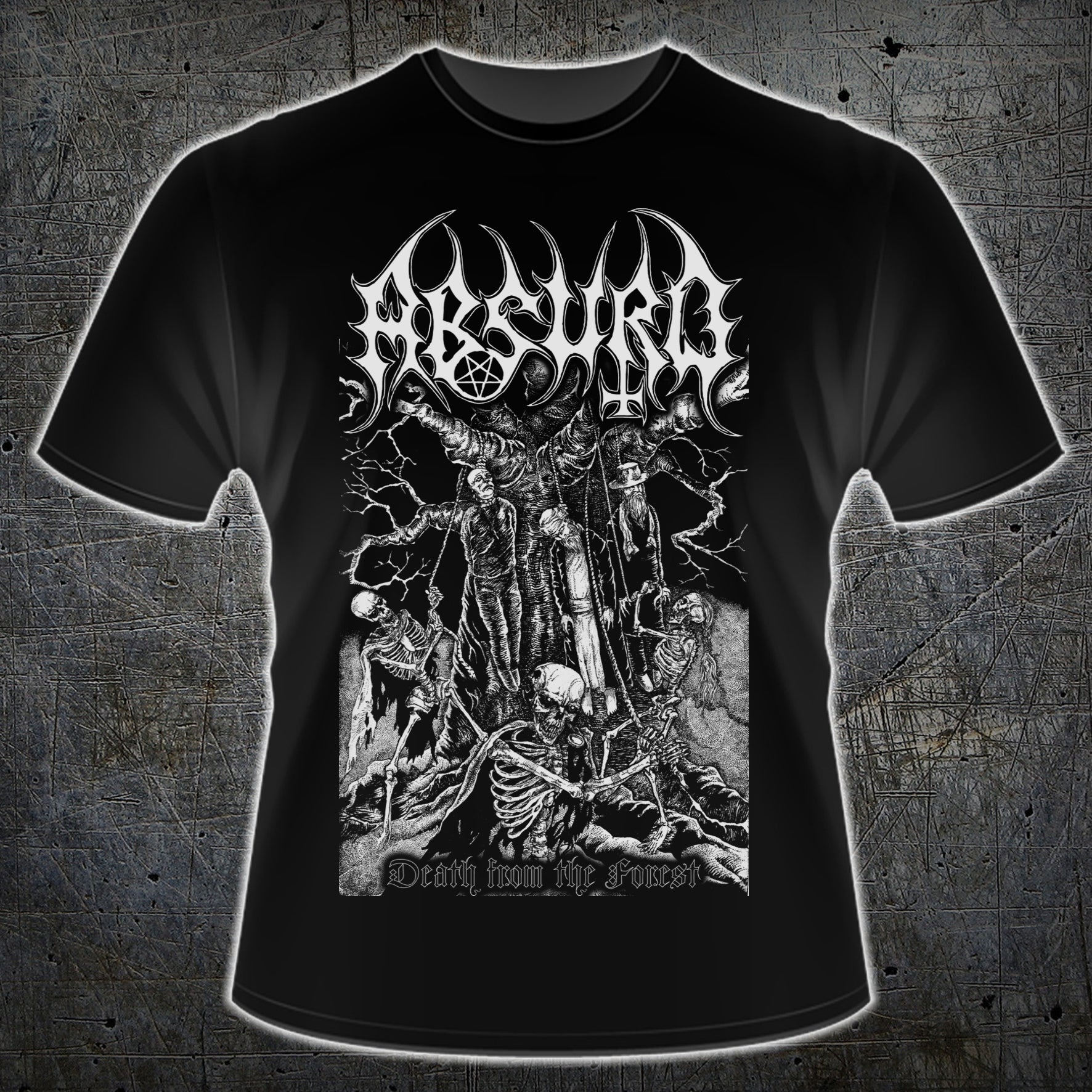 Absurd - Death from the Forest (T-Shirt)