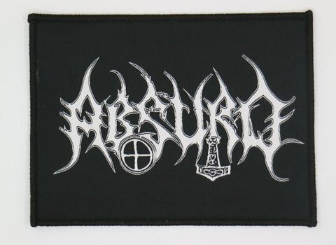Absurd - New Logo (Patch)