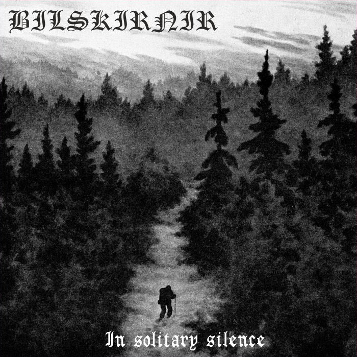 Bilskirnir - In Solitary Silence (CD)