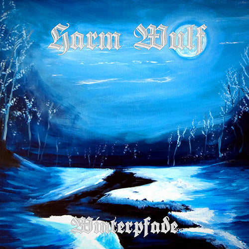 Harm Wulf - Winterpfade (CD)